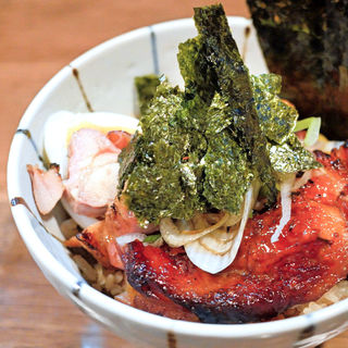 特製鶏めし(欽山製麺所 )