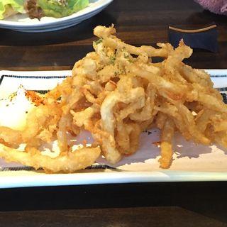 するめの天ぷら(Local Kitchen G家)