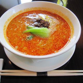 胡麻味噌入り辛味汁そば(担担麺)(四川 (シセン))