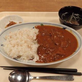 牛たんカレー(ライブフードマーケット ヨドバシAKIBA店 )