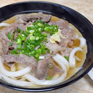肉うどん(マルタニ製麺 )