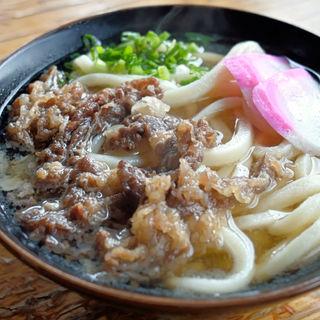 肉うどん(かな山うどん (かなやまうどん))