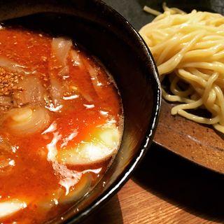 辛味味噌つけ麺(つけ麺屋 やすべえ 渋谷店 )