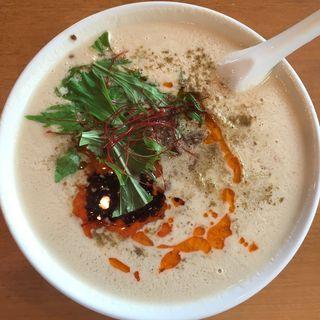 担々麺(味楽)