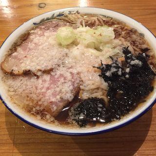 ルーキー煮干し(大盛)(中華蕎麦 春馬 (ハルマ))