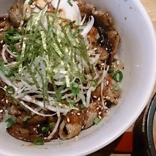 網焼き黒ぶた丼(ランチ)(黒ぶたや ルミネ町田店 (くろぶたや))