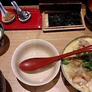 京のあんかけ親子丼(ランチ)(銀座米料亭 八代目儀兵衛 )