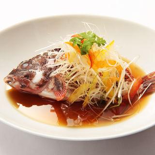 鮮魚の煮付け(晁隆房 (チョウリュウボウ))