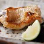 鮮魚の焼物