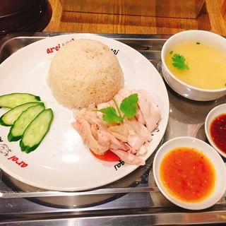 カオマンガイ(アロイ カオマンガイ 堂島店 (aroi khao man gai))