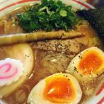 中華そば 煮卵入り(天天有 ひるまや (テンテンユウ ヒルマヤ))