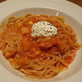 北海道 リコッタチーズのトマトソース(ボーノボーノ)