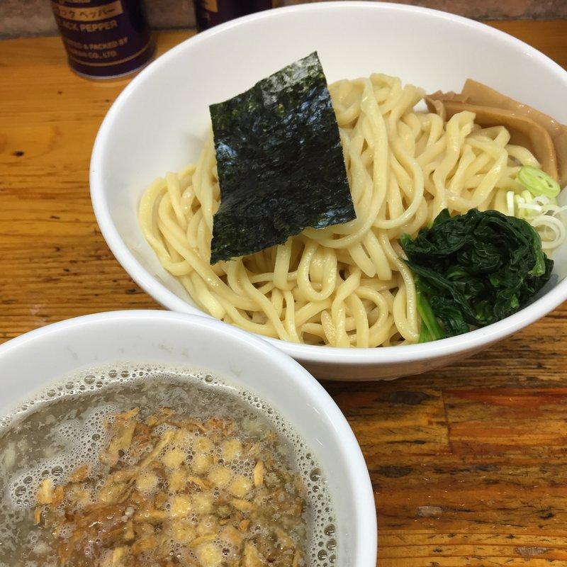 塩煮干しつけ麺(限定)