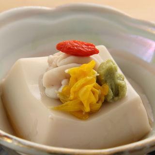 白子豆腐(酒菜おもてなし陣家 )