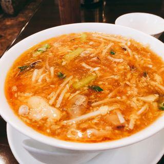酸辣湯麺(煌家 (コウカ))