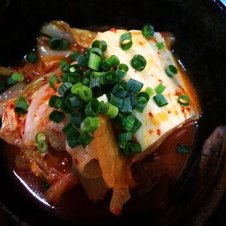 豚キム豆腐(気仙沼食堂 )