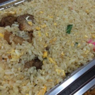 焼き飯(ビッグ500g)(朝日食堂 )