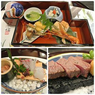 神遊膳(神戸たむら (【旧店名】東京田村))