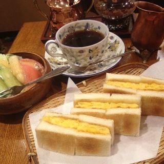 タマゴトースト モーニング(ばらーど )