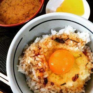 黄福定食(食堂かめっち)