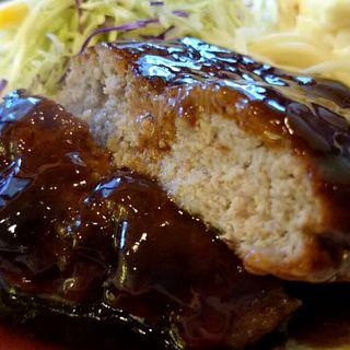 ハンバーグ(イーストテーブル (EAST TABLE))