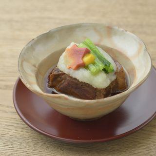豚の角煮(京甲屋 )
