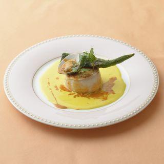 鰆のグリル(フレンチキュイジーヌ ティアレ (French Cuisine Tiare))