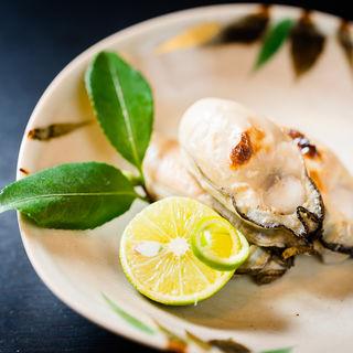 焼き牡蠣(とみ多 (とみた))