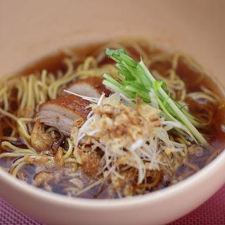 鶏肉のラーメン(チャイニーズレストランシーズン )