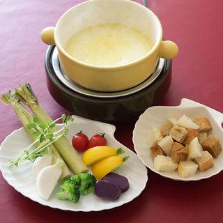 バーニャカウダー(西洋料理 いまとむかし )