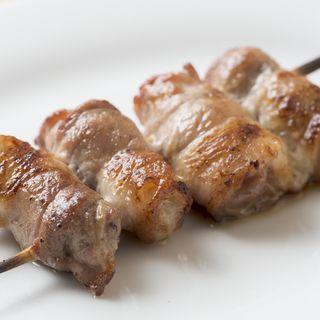 豚肉の串焼き(しろ (SHIRO))