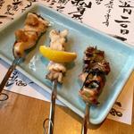 魚串焼き(魚串 然 (うおぐしぜん))