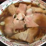 焼豚麺(松屋製麺所 )