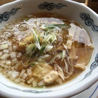 生姜醤油老麺(琥侍)