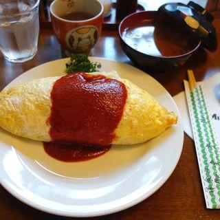 オムライス(御幸亭 (みゆきてい))