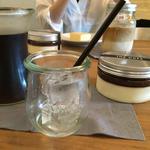 水出しコーヒー+ティラミス