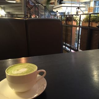 抹茶ラテ(カフェ マラッカ (Cafe Malacca))