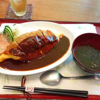 ボルガライス(お結びcafe )