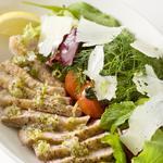 豚肉のグリル 山葵ソース
