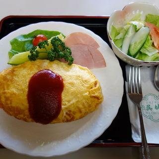 オムライス(長寿庵 柳ばし本店  )