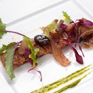 ラム肉のグリル(アルバ セレーナ (ALBA SERENA))