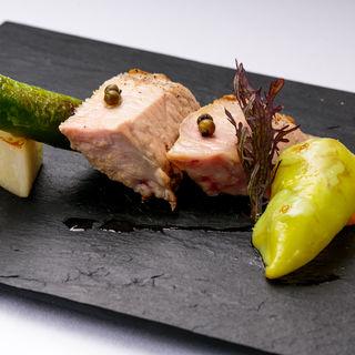 豚肉のグリル(アルバ セレーナ (ALBA SERENA))