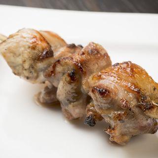 鶏むね肉串(じき 南2条店)