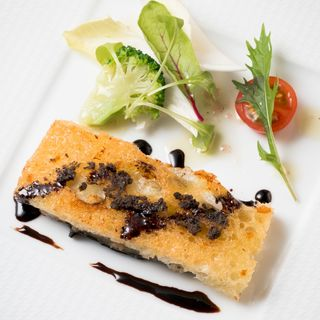 鮮魚のフリット(レストラン・ルアンジュ)