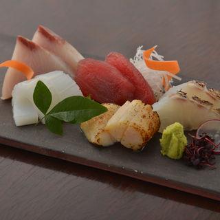 鮮魚の盛り合わせ(海華月 乃木坂店 )