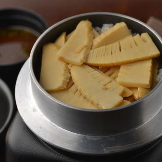 筍の土鍋(海華月 乃木坂店 )
