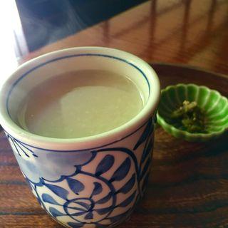 甘酒(甘酒茶屋 (あまざけちゃや))