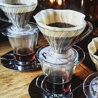ドリップコーヒー(モンスーンカフェ たまプラーザ店)