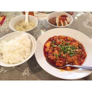 麻婆豆腐(天府舫 (テンフファン))