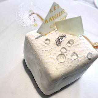 白金フロマージュ(レトルダムール グランメゾン白金 (LETTRE D'AMOUR グランメゾン白金))
